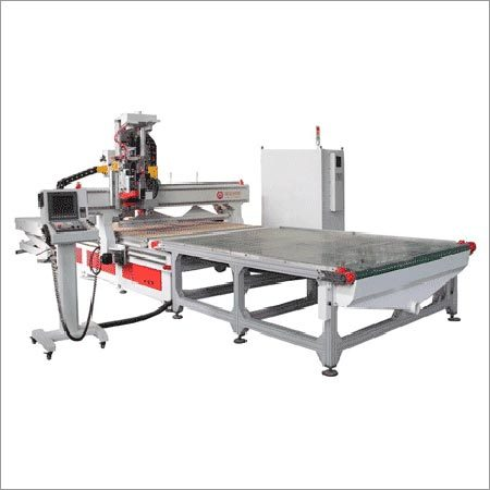 CNC Machine Center With Auto Loading And Unloading