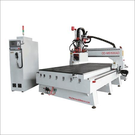 Disk Auto-tool Changer CNC Machine Center
