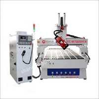 4 Axis Linear Auto-tool Changer CNC Machine Center