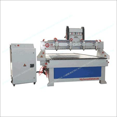 Multi Spindle Wood 3d Furniture Carving Cnc Machine