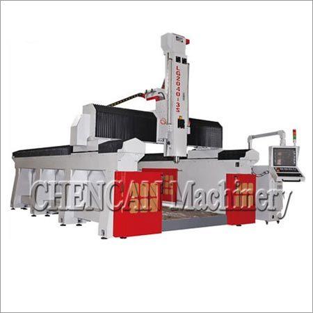 CNC Light Gantry Machining Center for AluminumFoam-Wood