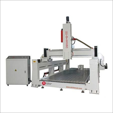 Professional CNC Foam Milling and Cutting Machine