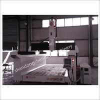 3Axis Wood and Foam Molding CNC Machinery with Steel Plate Table