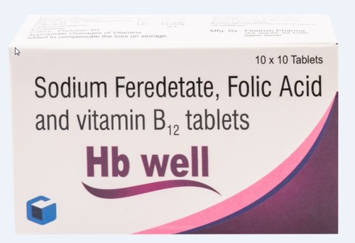 Sodium Feredetate Tablet