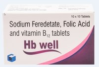 Sodium Feredetate Tablet