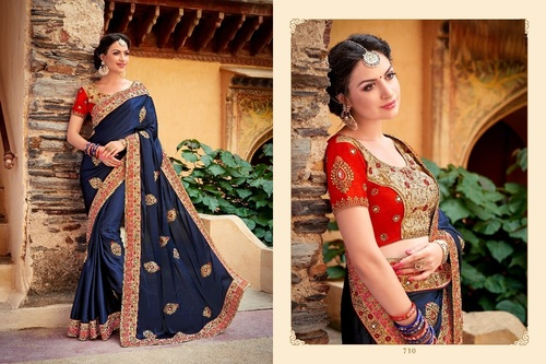 Beautiful Worked Designer Sarees