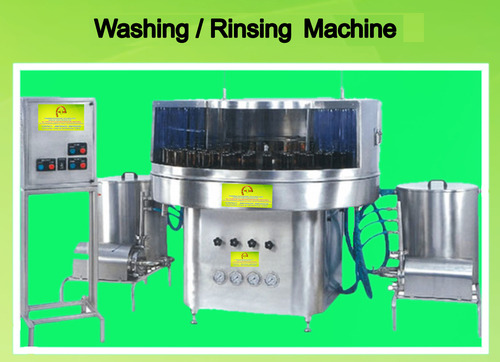 Washing Or Rinsing Machine