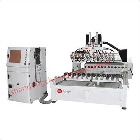 3D Multi Heads CNC Engraving Machinery