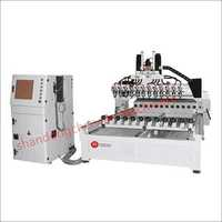 3D Multi Heads CNC Engraving Machinery