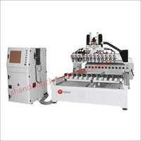 4 axis 3D CNC Engrave Machine