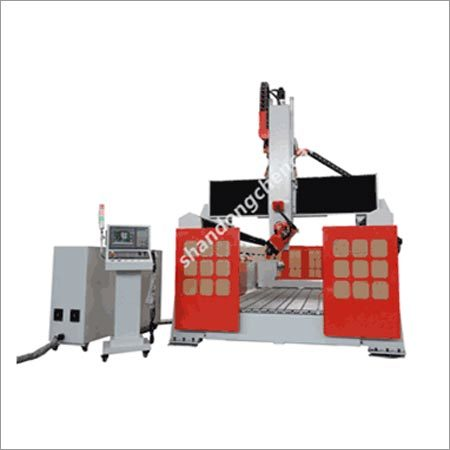 Economy 5axis Model CNC Molding Machinery Center