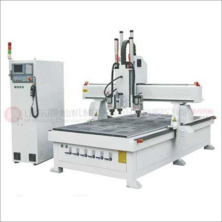Simple ATC CNC Router Machine For Cabinet Door Furniture Making