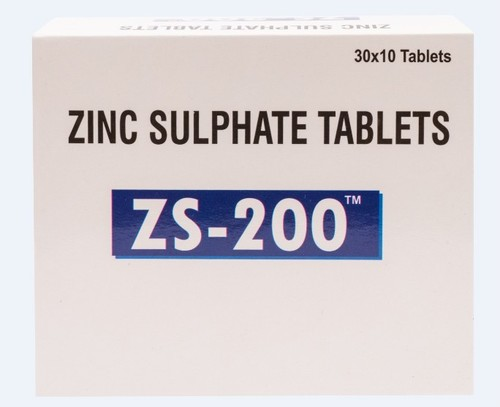 Zinc Sulphate Tablets