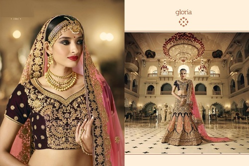 Exclusive Heavy Bridal & Wedding Lehanga