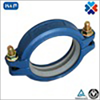 Ductile Iron Grooved Pipe Rigid Coupling