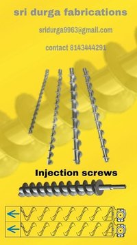 Injections Screws