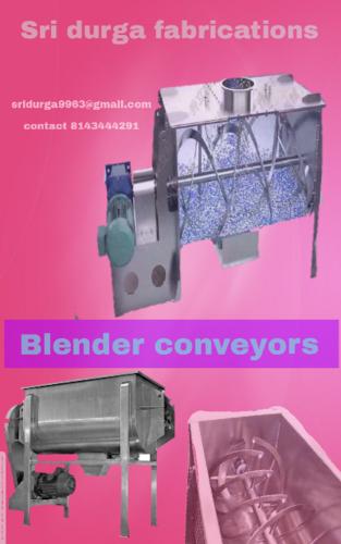 Industrial Blender Conveyors