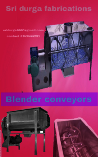 Industrial Blender Conveyors