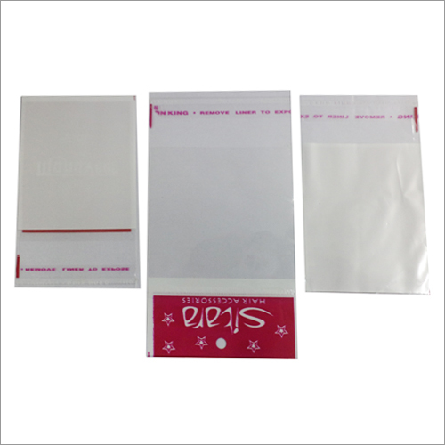 BOPP Printed Pouches