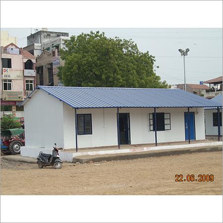 Prefabricated School Cabins