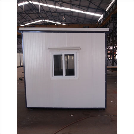 Customized Security Cabin