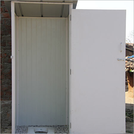 Prefabricated Washroom
