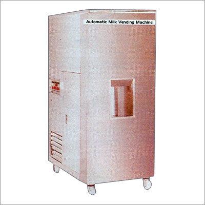 Automatic Milk Vending Machine