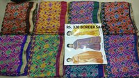 Synthetic Saree Wholesalers