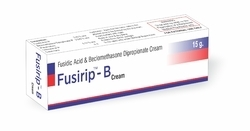 Fusidic Acid Beclomethasone Cream