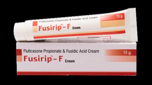 Fusidic Acid, Fluticasone Propionate Cream