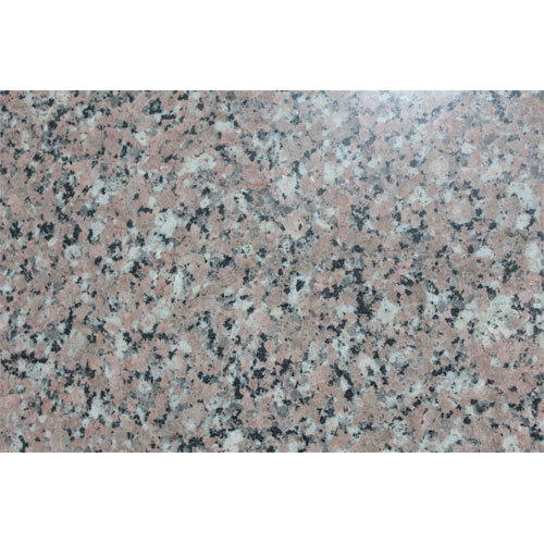 Rosy Pink Granite Slab