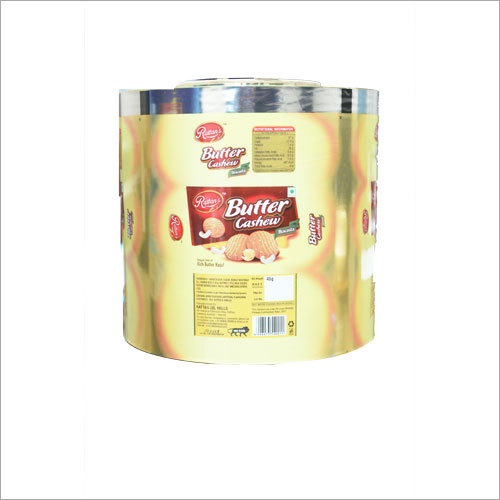 Biscuit Packaging Laminate Box