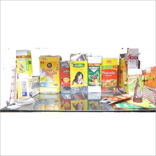 Healthy Food Packaging Laminate Box