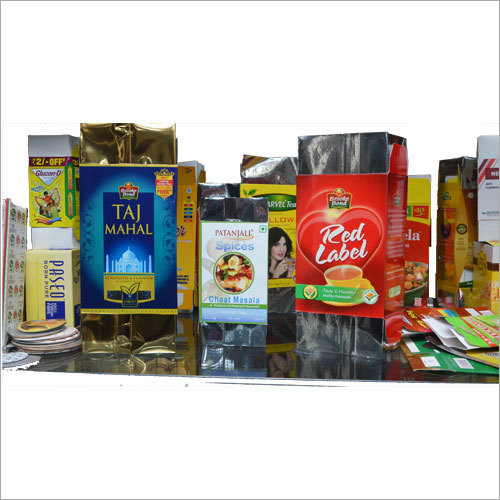 Tea Packaging Laminate Box