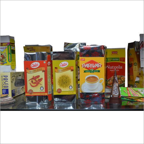 Spices Packaging Laminates