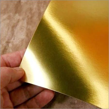 Golden Gumming Sheets