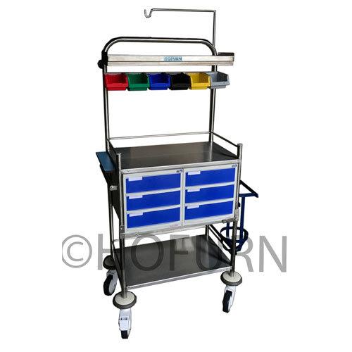 Surgical Crash Cart
