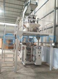 10 Head Multi Head Weigher Vertical Form Fill Seal Machine