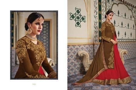 Bridal Wear Designer Anarkali Suit