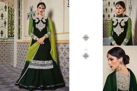 Bridal Wear Velvet Anarkali Suit
