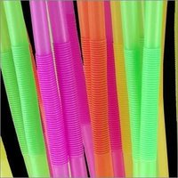 Corrugated Collapsible Drinking Straw