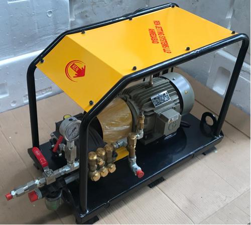 Hydto Test Pump