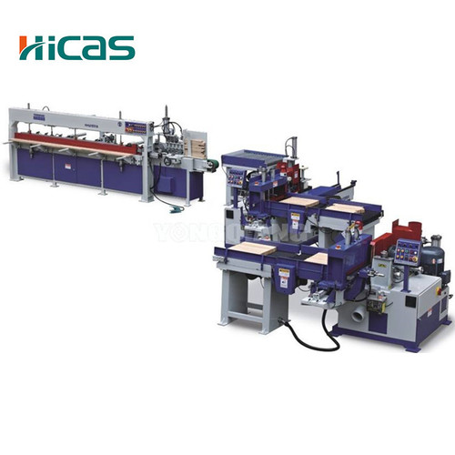 Hicas China semi-automatic finger joint line