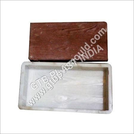 Wooden Paver Moulds
