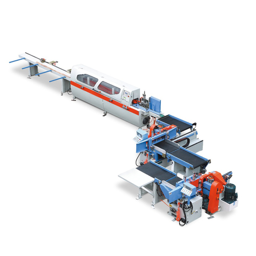 Hicas Full Automatic Finger Joint Line Machine