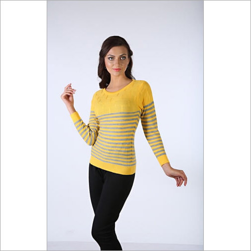 Ladies Full Sleeve Sweater