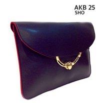 Classy Piyu Leather Envelop Bag