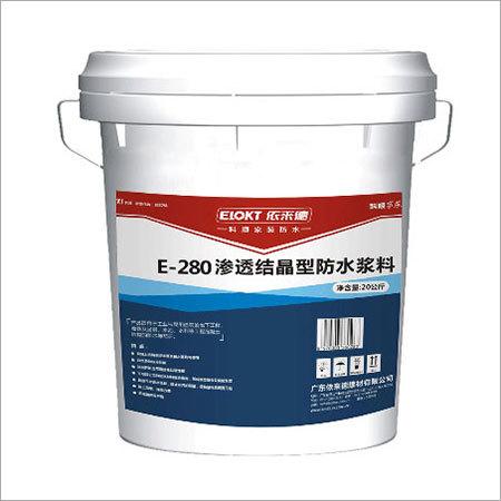 Crystalline Capillary Waterproofing Coating