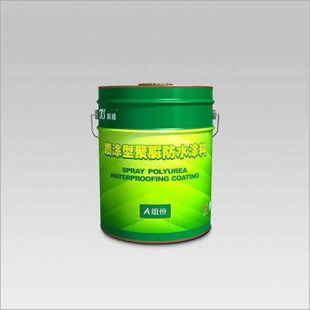 Aquacoat HP Spray-applied hybrid polyurea waterproof coating