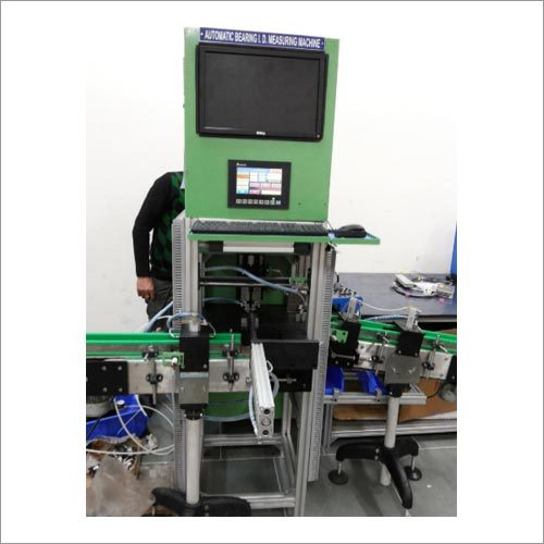 Automatic Measuring Machine